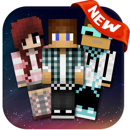 App Insights Skins Youtubers For Minecraft Apptopia - Skins para minecraft youtubers