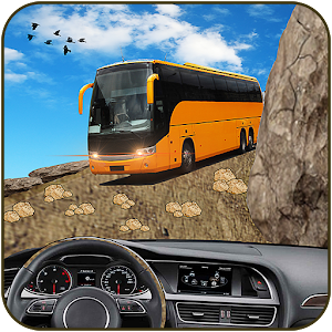 crazy adventure bus driving game