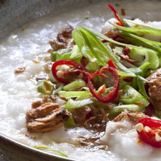 Fish Congee.