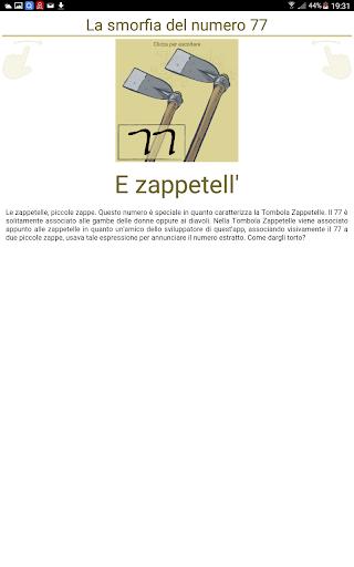 玩免費棋類遊戲APP|下載Cartellone Tombola Zappetelle app不用錢|硬是要APP