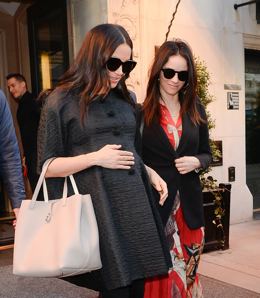 Meghan Markle Has An Intimate Baby Shower In
