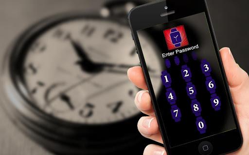 Watch - Applock Theme