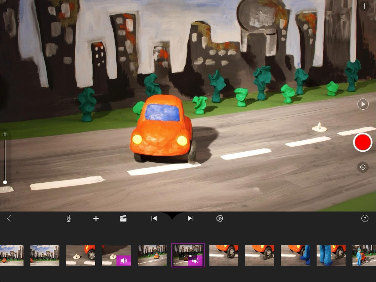 Stop Motion Studio – Screenshot