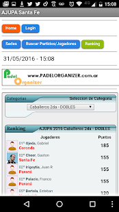 Circuito PowerARG Padel- screenshot thumbnail