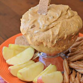 Pumpkin Pie Dip - Great for fall!