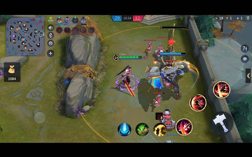 Champions Legion   5v5 MOBA screenshot 15