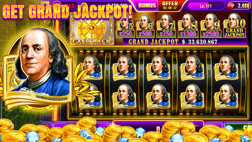 Real Casino - Free Vegas Casino Slot Machines filehippodl screenshot 3