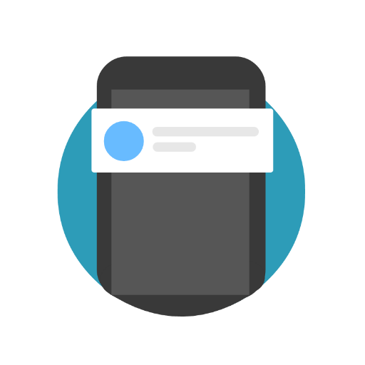 Flat UI 個人化 App LOGO-硬是要APP