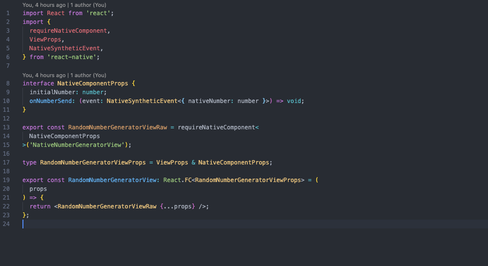 Bridging Native Ui Components In The React Native Netguru Blog On Mobile