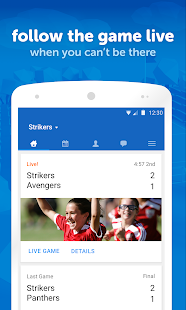TeamSnap-Sport Team Management- screenshot thumbnail