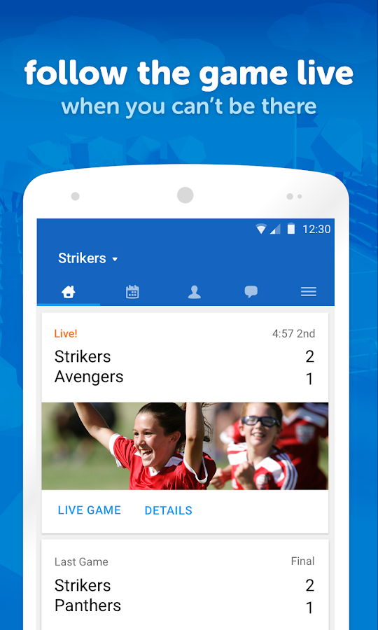 TeamSnap-Sport Team Management- screenshot