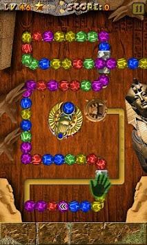 Marble Egypt Temple Quest 2 apk screenshot