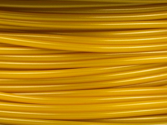 Gold MH Build Series PLA Filament - 1.75mm (1kg)