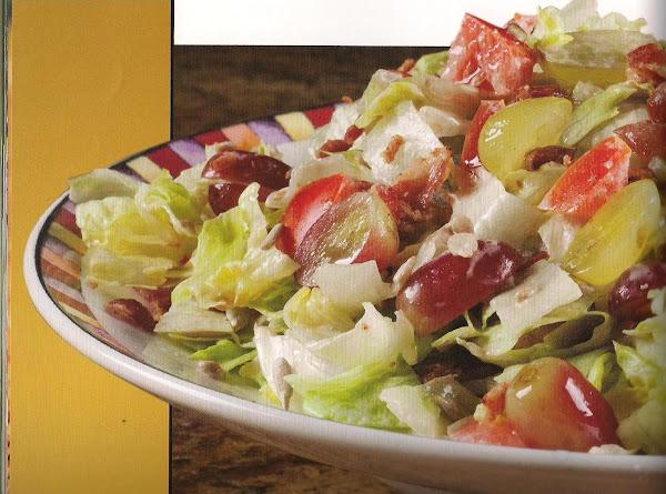 Team Salad Recipe