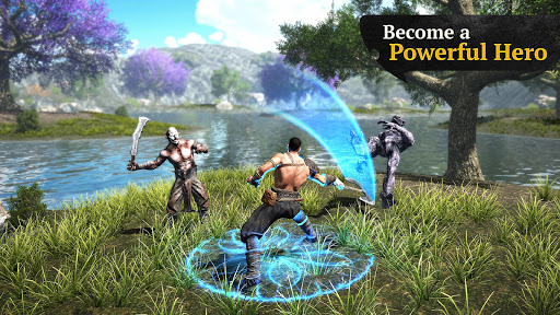 Evil Lands: Online Action RPG screenshot 2