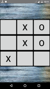 TicTacToe Puzzle Game - náhled