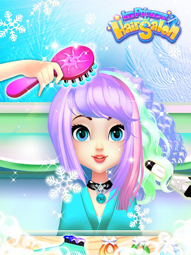 Hair Salon Games: Ice Princess for PC