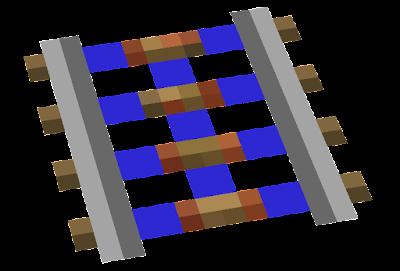 Blue Rail XD