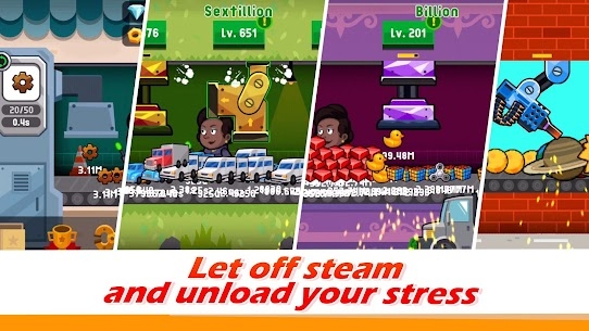 Factory Inc MOD APK 2.3.43 [Unlimited Money] 6