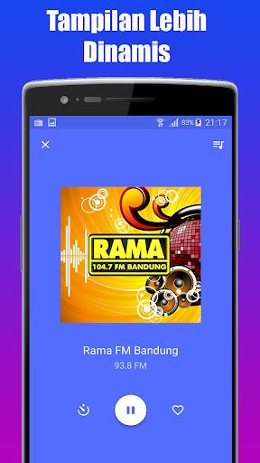 Radio Favorit FM - AM Stereo Indonesia 1.1.1 std-slm-test screenshots 6