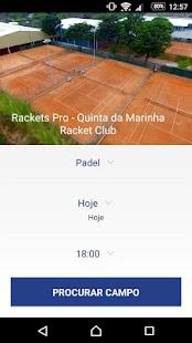 Rackets Pro - náhled