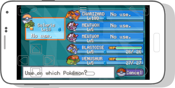 Tips For Pokemon FireRed - náhled