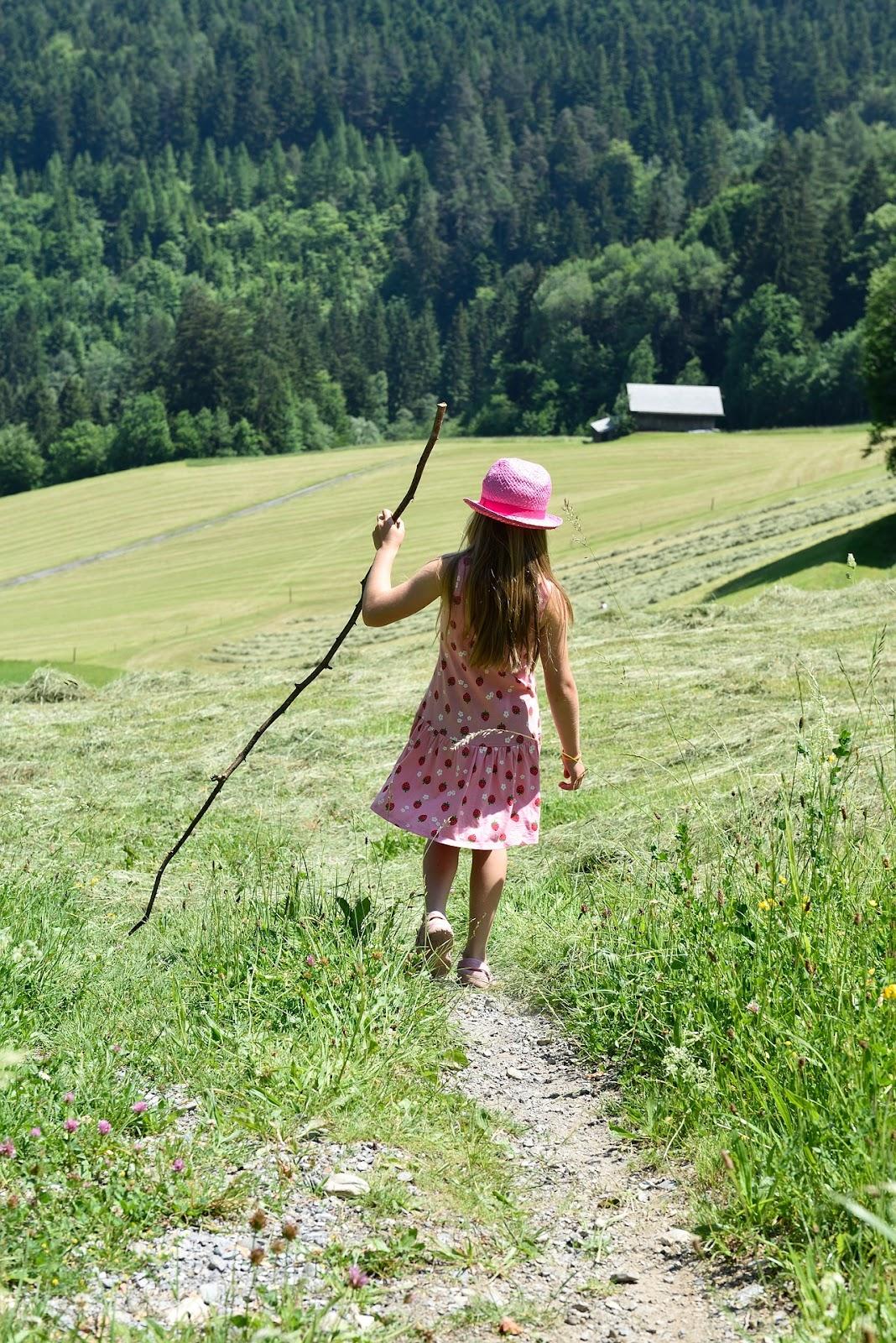 Ande pela natureza e se alimente com boas impressões