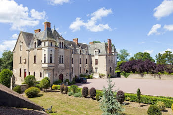 château à La Roche-sur-Yon (85)