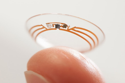 Smart Contact Lenses interaction