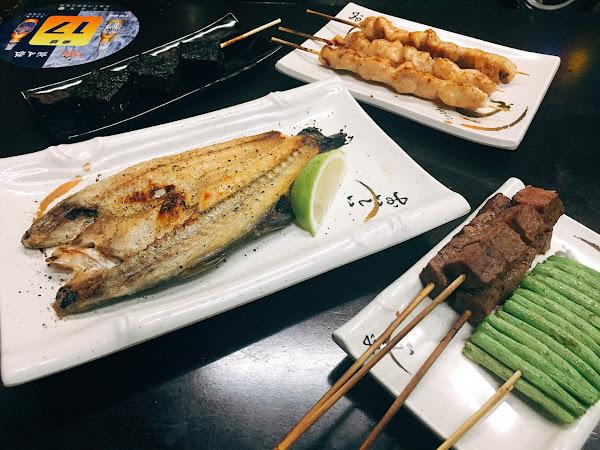 英鹽匯烤串燒,平價串燒,深夜吃美食聚餐的好夥伴~