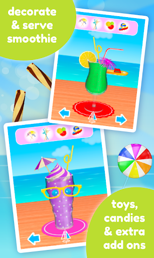 Smoothie Maker - Cooking Games apkpoly screenshots 5