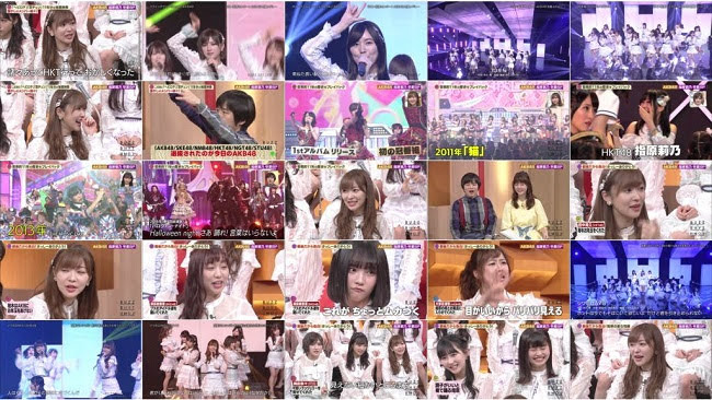 190315 (720p+1080i) AKB48 Part – バズリズム02