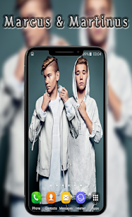 Marcus And Martinus Wallpapers Wallpaper Google Play ში