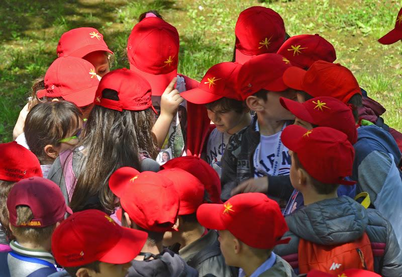 La squadra dei rossi di Jorjo