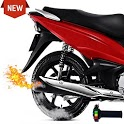 Acelerador de motos 125cc (brincadeira) icon