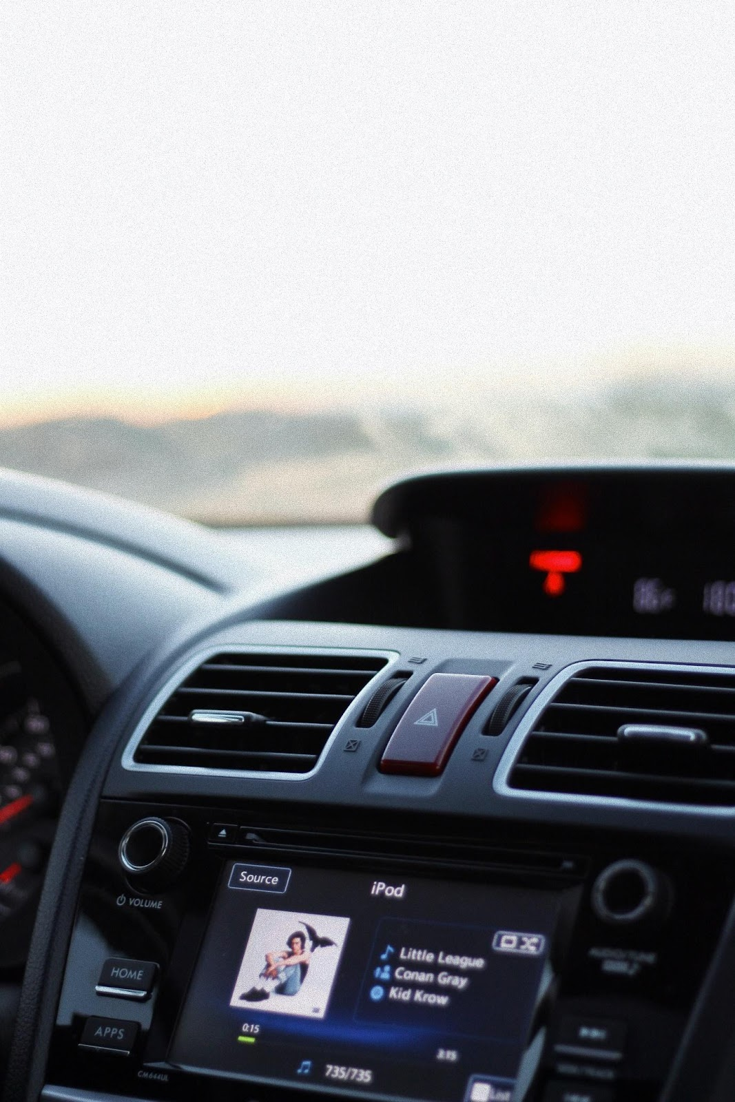 A picture containing text, car, device, control panel  Description automatically generated