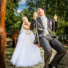 Wedding photographer Kristóf Ponicsán (eskuvofotosod). Photo of 11.02.2015
