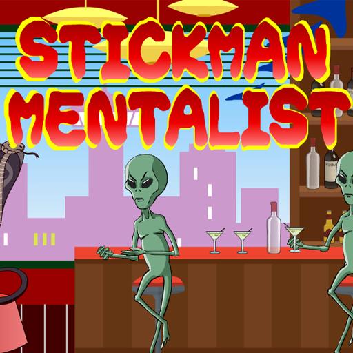 Stickman mentalist. School evil. Monday
