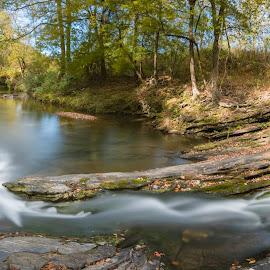Arkansas at its best by Matt Hollamon - Nature Up Close Water ( tokina 11-16, long exposure, bigstopper, nikon d500, panorama,  )