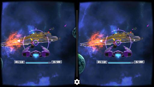 Deep Space Battle VR 2.0.1 screenshots 2