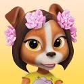 My Talking Lady Dog icon