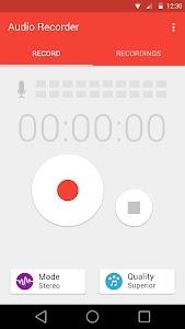 Audio Recorder v2.00.12