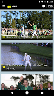 The Masters Golf Tournament- screenshot thumbnail