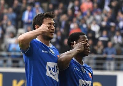AA Gent pakt plek vijf na een zege tegen Anderlecht