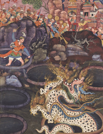 The Surprising History of Dragons