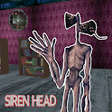 Scary Siren Head Roblx's obby mod icon