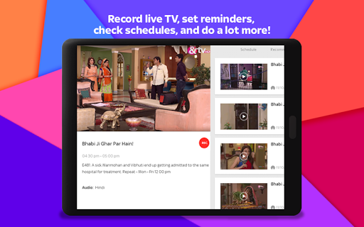 Tata Sky Mobile- Live TV, Movies, Sports, Recharge screenshot 9