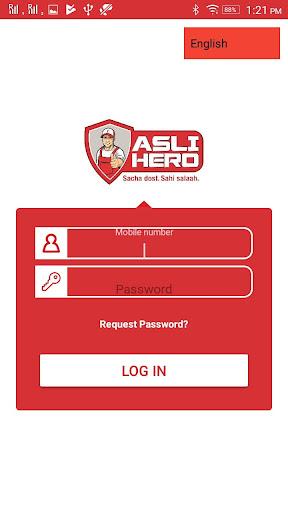 Asli Hero  screenshots 2