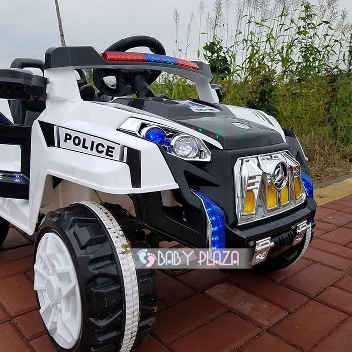 Xe oto điện cảnh sát Jeep YK-0188 4