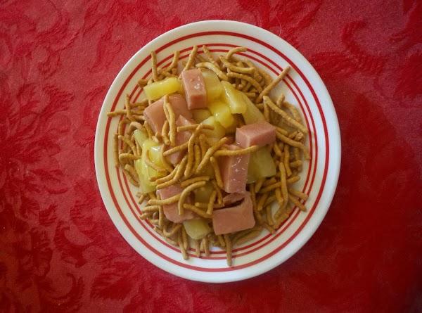 Granny Peg's Treet Casserole Recipe